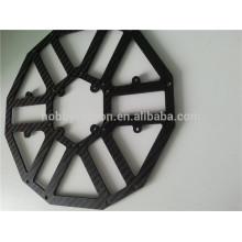 twill matte 100% full carbon fiber plate Quadcopter/hexacopter/octacopter carbon fiber frame sheet price