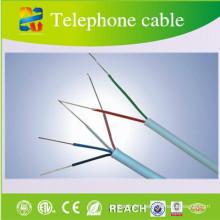 China Cable Fabricant Fil de téléphone de haute qualité