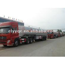 Dongfeng diesel manual LPG auto tank 8*4 lpg trucks and tanks