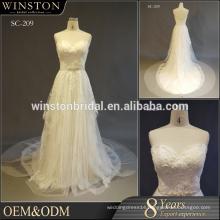 MOQ 1 PC Latest designs wedding dress girls party dresses,wedding dress 2017 ,china guangzhou wedding dress