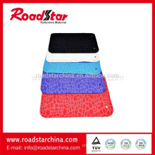 Shoes Material Upper reflective meshed fabric