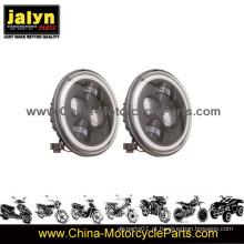 Motocicleta LED luz ângulo olhos farol para Harley Davidson