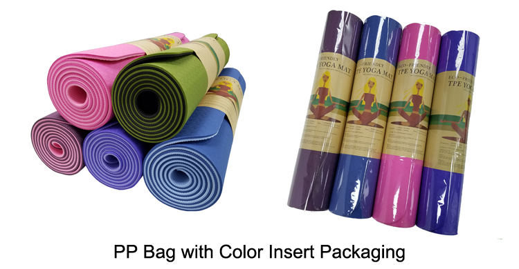 Yoga Kit Mat TPE