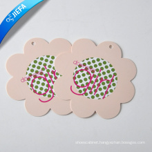 Supply New Design Hangtag for Toys