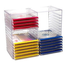 Acrylic Personalized Decorative CD holder for Multiple Use