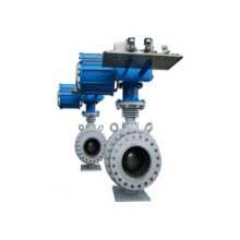 Small Torque Floating Ball Valve