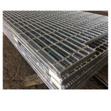 Galvanized serrated I bar steel gratings i 32 steel grating
