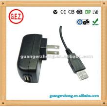 универсальная штепсельная вилка AC 110v к USB-адаптер