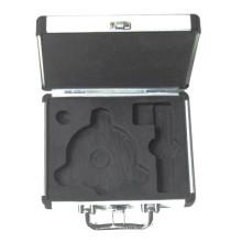 Caja de herramientas de aluminio OEM personalizado con alta calidad