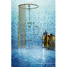 Background Design Glass Mosaic Wall Mosaic Pattern (HMP852)