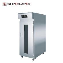 Machine commerciale de petit pain de preuve de pain de jet commercial de plateau de K1191 18