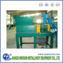 Double Shaft Plastic Shredder for Paper