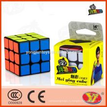 Конг дизайн Конг дизайн горячей продажи Meiying 3 слоя профессиональной магии 3d куб