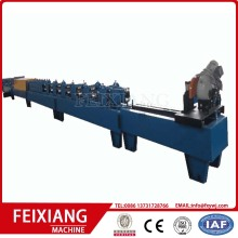 Aluminium rullande lucka Garage Door Roll Forming Machine