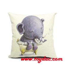 Natural Cotton Cloth Decoration Cushion