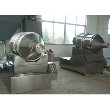 Two-Dimensional Chemical Raw Material Mixer
