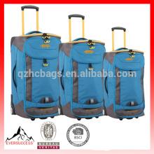 Wheelie Cargo Valise Valise Trolley Sac de voyage reisetrolley, valise trolley 2 roues NEW-HCTR0002
