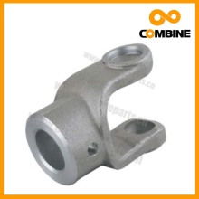 Plain bore yoke F (vertical pin hole)