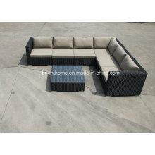 Patio Outdoor Rattan Garten Sofa Set