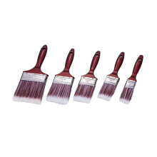 Synthetic Solid Tapered Filament Paint Brush
