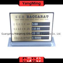 Carte de pari de cuivre à teneur élevée en cuivre pur (YM-LC04)