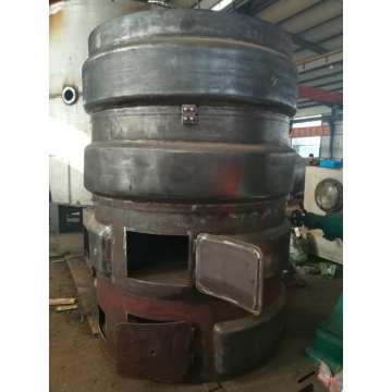 Peanut Oilseed Vertical Steam Roaster