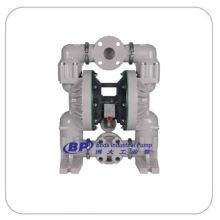 Pompe pneumatique pneumatique de diaphragme de modèles non-métalliques d'usine de la Chine