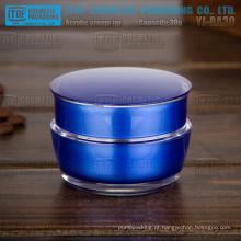 YJ-BA30 30g 100% qualidade inspeção 1oz alta qualidade cosméticos recipiente acrílico acrílico jar