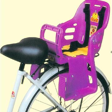 Assento de bicicleta de tamanho médio para bicicletas
