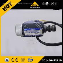KOMATSU PC200-6 SOLENOID VALVE 20Y-60-22121