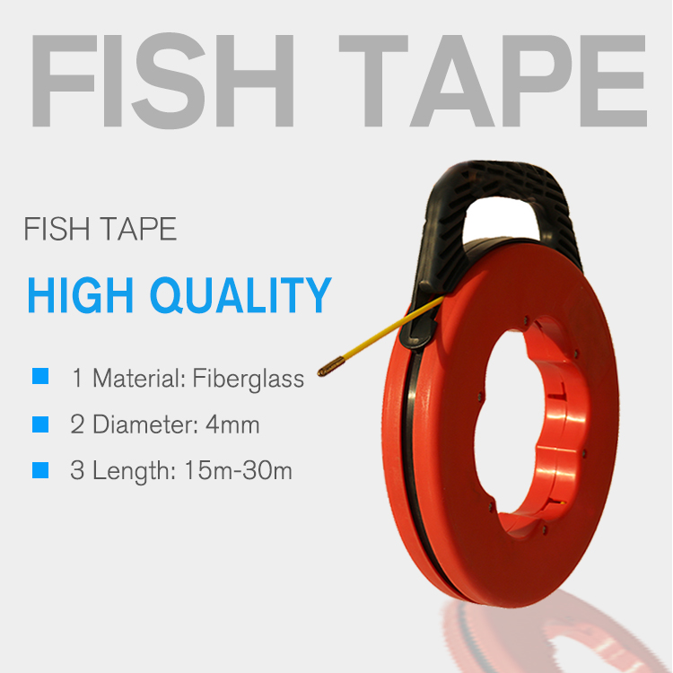 Fish Tape: Cable Pullers