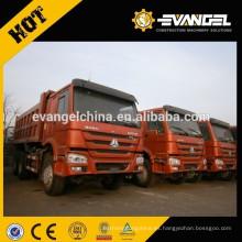 Camión volquete de la mano derecha de 336HP Sinotruk Howo para la venta