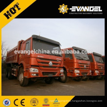 336HP Sinotruk Howo Right Hand Drive Dump Truck for sale