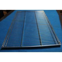 Slat wall Steel Wire Grid Wire Mesh Display
