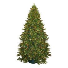 Arbre de Noël artificiel avec décoration Verrerie Noël (TU85.400.00)