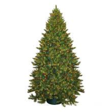 Artificial Christmas Tree with Decoration Glass Craft Christmas Light (TU85.400.00)