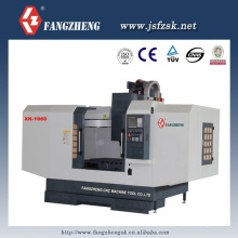 CNC milling machine and vertical machining center