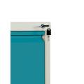 Classeur vertical à 4 tiroirs Classeur en acier