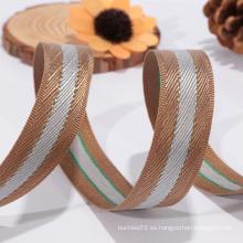 Cinta de nylon de alta calidad para accesorios de prendas de vestir