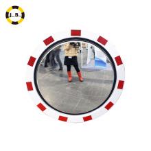 Espejo convexo reflexivo plástico del tráfico al aire libre de los 100cm 40inch
