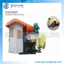 Quarry Stone Block Cutting Machine for Sandstone