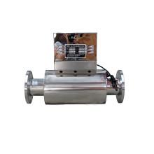 Descalcificador electrónico del agua del material del acero inoxidable con la conexión del reborde de Ansm