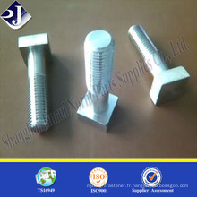Boulon à tête m12 mâle à tête M12 Boulon à tête cylindrique M12