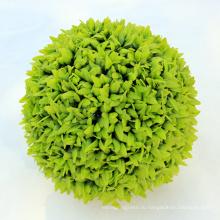 Оптовая реалистичные висит искусственный подстриженными трава мяч для продажи