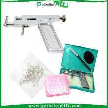 2015 Getbetterlife frais de port offerts nous kit/perçage de la vente de kit/kit de pistolet de perçage d'oreilles de piercing professionnel