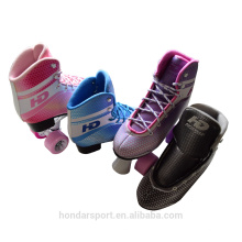 Best quality OEM 4 wheels flashing roller skates for everyone