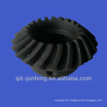 Customized bevel gear plastic bevel gear