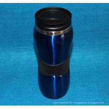 Botella de agua portátil ligera (deporte)