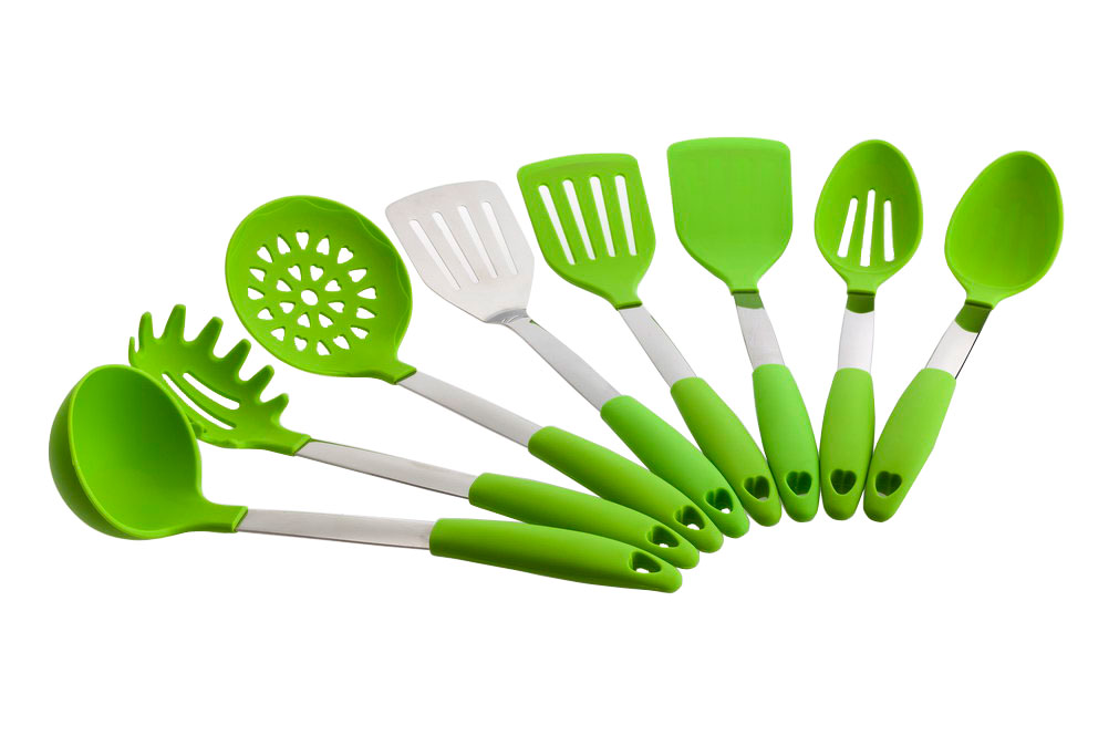 silicone cooking tools