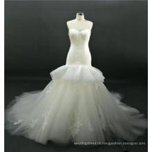 Sweetheart Mermaid Bridal Wedding Dress